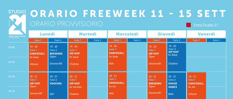 freeweek